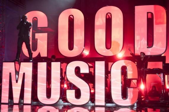 "G.O.O.D. Music Album's First Single: ""Lamborghini, Murci""?"