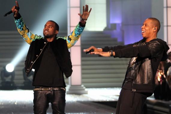 Kanye West, Jay-Z Perform at Victoria's Secret Fashion Show