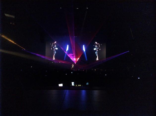 Kanye, Jay-Z's Watch the Throne tour kicks off in Atlanta